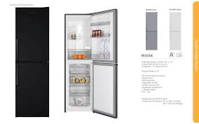 240l frost free combination fridge freezer daewoo electronics