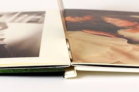 paper photo album layflat book professional coffee table photo book with lift