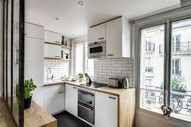cuisine pour appartement appartement 8 un 38 m2 refait à neuf par un archi d