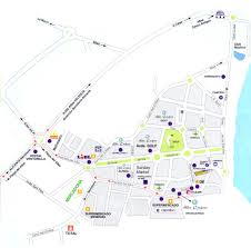 Alicante Spain Map by Map Of Albir