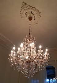 Hampton Bay Maria Theresa Chandelier 345 Best Crystal Chandelier Czech Glass Images On Pinterest