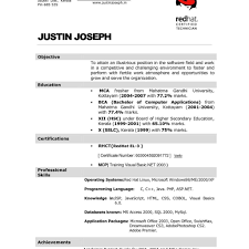 resume format for hoteliers fred resumes