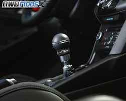 the ford agency ford focus rs st 6 speed aluminum shift knob by agency power
