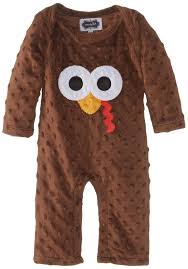 mud pie thanksgiving mud pie unisex baby newborn turkey one brown 6