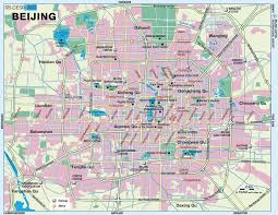 Beijing China Map by Map Of Beijing China Map In The Atlas Of The World World Atlas