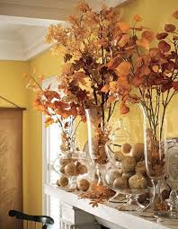 Decorating With Fall Leaves - 77 easy ways using autumn leaves for fall home décor family