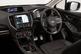 subaru crosstrek interior leather 2017 subaru xv 2 0i s quick review