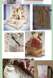 muslin favor bags custom white bag cotton muslin drawstring blank pouch personalize