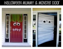 58 monster door halloween decoration monster door halloween