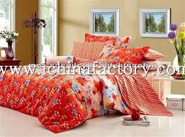 china factory 100 cotton comforter bedding set king size