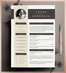 Resume Design Templates Word Resume Business And Resume Ideas
