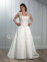 plus size wedding dresses with sleeves or jackets plus size beading jacket white taffeta elastic woven satin