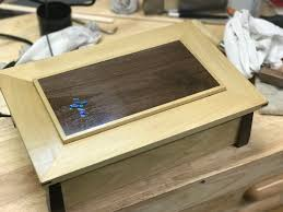 buy a hand crafted japanese inspired jewelry box made to order