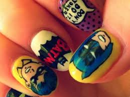 crazy cute nail designs u0026 be beautiful and chic nails in pics