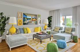 Decorating Ideas Living Room Grey Beautiful Gray And Yellow Living Room Decorating Corner Tv Cabinet