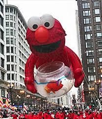 a balloon at chicago s thanksgiving day parade