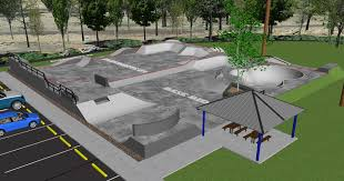 Design Concept  Dreamland Skateparks LLC - Backyard skatepark designs