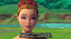 film barbie subtitle indonesia barbie the pink shoes subtitle indonesia youtube