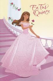 amazon com birthday card en tus quince quinceanera her 15th