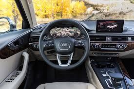 audi a4 2017 audi a4 allroad drive review motor trend