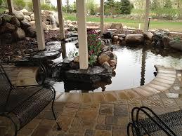 backyard fish u0026 koi pond builder twin cities minneapolis mn st