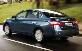 nissan sentra 2014 taxa zero car blog br carros maio 2014