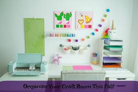 What Is Cricut Craft Room - organize your craft room this fall cricut