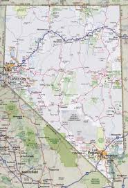 Road Maps Usa by Nevada State Maps Usa Maps Of Nevada Nv
