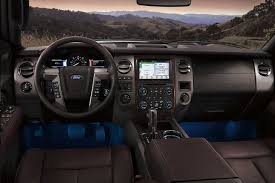 Ford Expedition Interior Lights 2017 Ford Expedition Suv Sophisticated And Capable Style