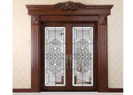 Internal Glass Sliding Door by Quality Decorative Panel Glass Wrought Iron Glass For Sale