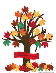 thanksgiving ideas our gratitude tree my home