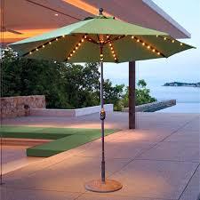 offset patio umbrella with led lights led patio umbrella cvid
