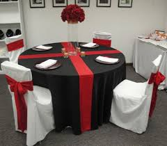 Black And Red Party Decorations Best 25 Red And Black Table Decorations Ideas On Pinterest