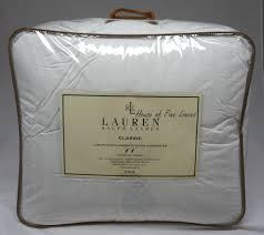 ralph lauren king down comforter ralph lauren down comforters summer winter quilt size this item