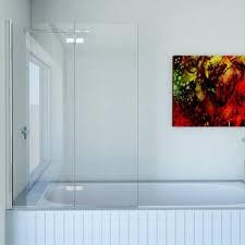 matki folding bath screen uk bathrooms matki folding bath screen