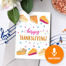 thanksgiving musical greeting card 5x7 inch bigdawgs greetings