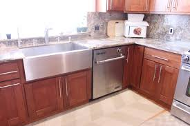 hong bo hardware supply cherry shaker kitchen cabinets bck cabinets