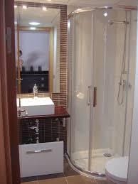 modern bathroom interior shower cabin design small design ideas