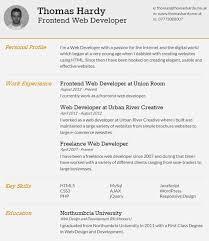 popular resume templates