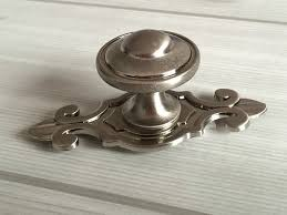 vintage kitchen cabinet hardware drawer knobs dresser knob pulls handles brushed steel nickel