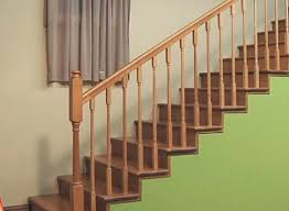 kids how to install stair banister alarming how to install