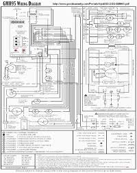 goodman electric furnace wiring diagram to package heat inside