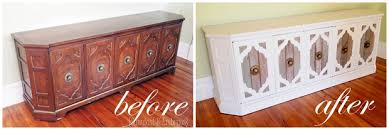 Decorating A Credenza A Facelift For The Credenza Reality Daydream