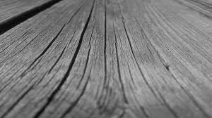 black white wallpaper with wood and an autumn leave jpg 640 400