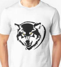 Wolf T Shirt Meme - courage wolf meme t shirts redbubble