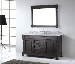 virtu usa gs 4060 wmro dw huntshire 60 inch single sink bathroom