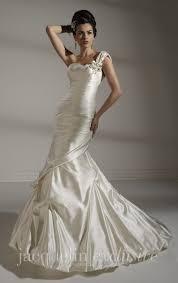One Shoulder Wedding Dress 23 Elegant One Shoulder Wedding Dresses Style Motivation