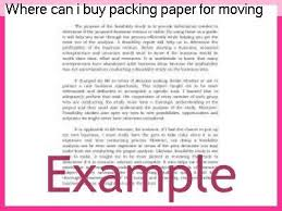 where can i buy packing paper where can i buy packing paper for moving homework academic writing