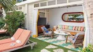 miami beach u0027s confidante creates u0027beach bubbly and bungalow u0027 plan