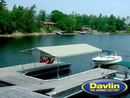 Awning Boat Davlin The Awning Factory Photo Gallery